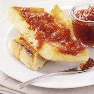 Rajčatový džem s chilli recept