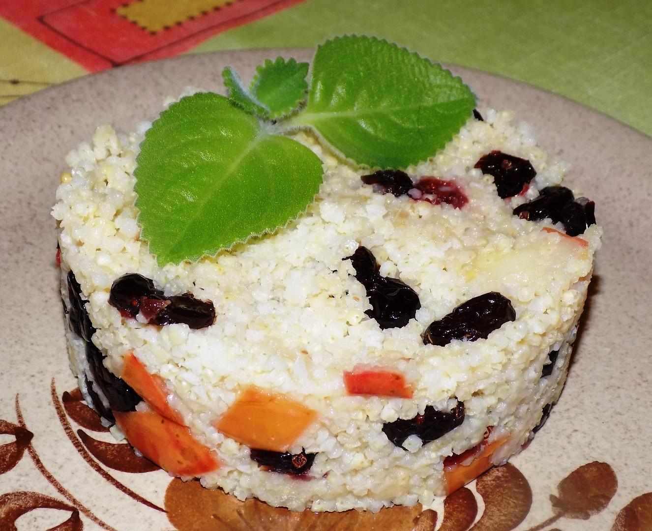 Jáhlový dezert recept