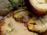 Kuřecí roláda plněná vaječnou omeletou recept