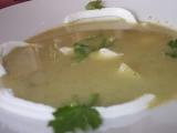 Polévkový krém s řapíkatým celerem a brokolicí recept  TopRecepty ...