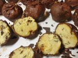 Cizrnové kuličky s čokoládou recept