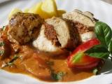 Kuřecí s paprikovou omáčkou recept
