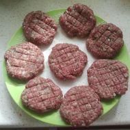 Hovězí karbanátky recept