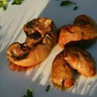 Jehněčí ledvinky na grilu recept