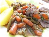 Roládka z krčku a zeleniny recept
