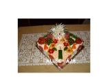Slaný dort  pro Bohunku recept