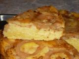 Obrácený koláč s jablky recept