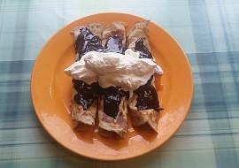 Špaldovo banánové palačinky (bez vajec) recept