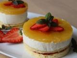 Mangové minidortíky recept