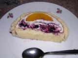 Ovocný tunel recept