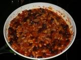 Mexické fazole z Blavy recept