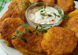 Brambory v sýrovém těstíčku recept