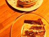 Smetanový mramor s broskvemi recept