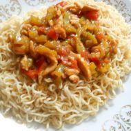 Levná čína po česku recept