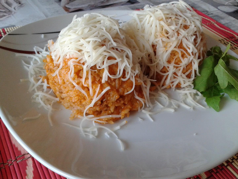 Rýžové rizoto s mletým masem recept