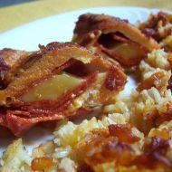 Rajčatové kuřecí kapsy recept
