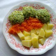 Brokolice jako mozeček recept