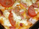 Kynutá pizza recept