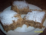 Jablečná bublanina od Adely Banášové recept