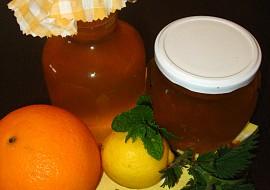 """Pampeliškový """"med""""... tak trochu jarně vymazlený recept ..."""