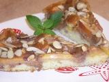 Broskvový koláč s polevou recept