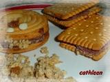 Zmrzlinové sendviče recept
