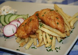 Šťavnaté kuřecí plátky Helman´s recept