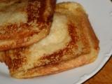Francouzský toast po česku recept