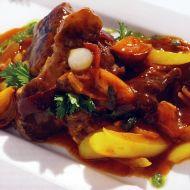 Kuře po baskicku recept