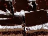 Kakaové řezy recept