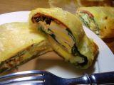 Vajíčkový závin recept
