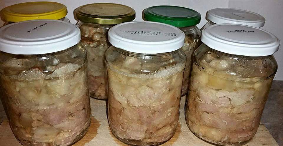 Domácí vepřovka recept