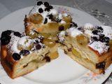 Hroznový chlebokoláč recept