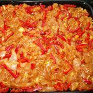 Pikantní čína z kuřete recept