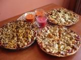 Domácí chutná pizza recept