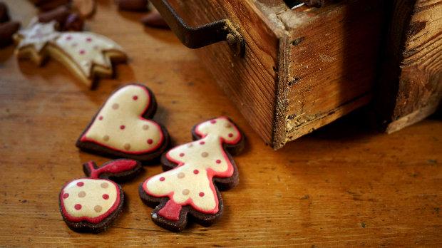 Voňavé sušenky