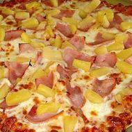 Pizza Hawai recept
