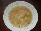 Česnečka speciál recept