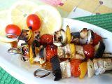 Grilované rybí špízy recept