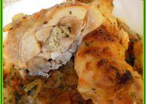 Stříbrná kuřecí prsa recept