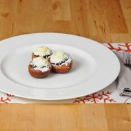 Domácí vdolky s povidly recept