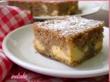 Karamelový koláč s tvarohem recept