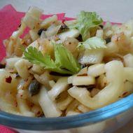 Pikantní paprikový salát recept