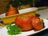 Zapečená dýně Hokaido s mletým masem recept
