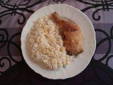 Kuře na česneku s rýží recept