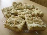 Rebarborový koláč s pudinkem recept