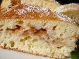Smetanová buchta s jablky z remosky recept