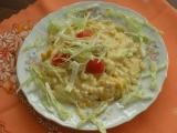 Farfale s kuřecím masem recept