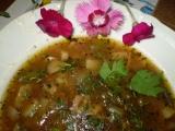 Hlívová česnečka s fazolkama recept