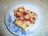 Křehký jahodovo-rebarborový koláč recept